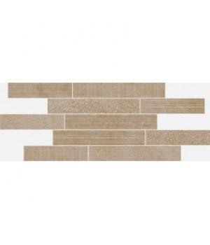 Керамический декор Materia Brick Multiline Warm