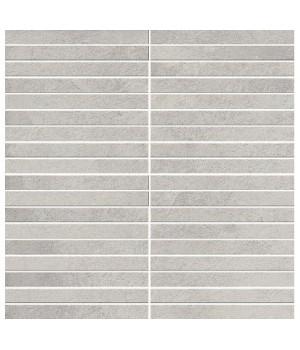 Керамическая мозайка Millennium Silver Mosaico Strip