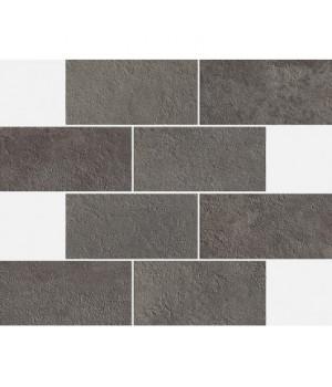 Керамическая мозайка Millennium Black Minibrick