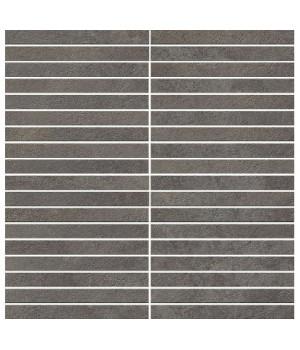 Керамическая мозайка Millennium Black Mosaico Strip