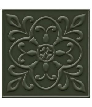 Керамический гранит Moretti green PG 02 рельеф