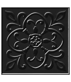 Керамический гранит Moretti black PG 02 рельеф