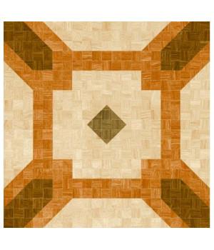 Керамическая плитка Монблан дуб напольная