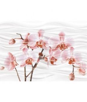 Керамический декор Орхидея D