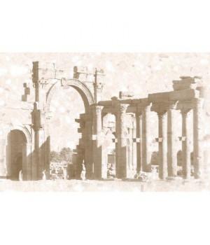 Керамический декор Пальмира D1