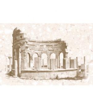 Керамический декор Пальмира D
