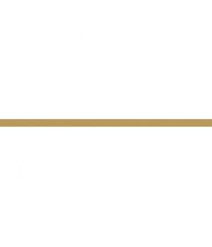 Стеклянный бордюр Glass gold