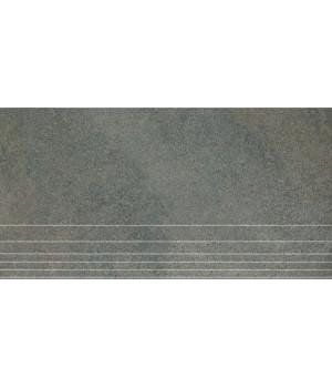 Керамогранит DP203800R Гималаи серый обрезной 30x60