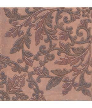 Декор Честер коричневый