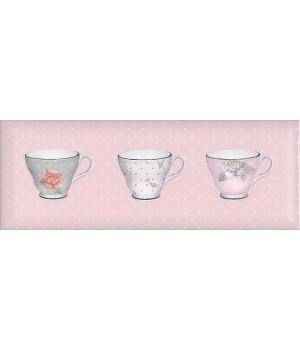 Декор Веджвуд Чашки розовый грань