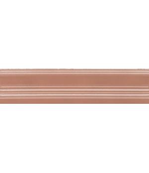 Бордюр Багет коричневый