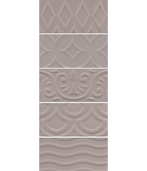 Авеллино коричневый структура mix