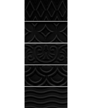 Авеллино чёрный структура mix