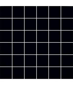 Декор Авеллино чёрный