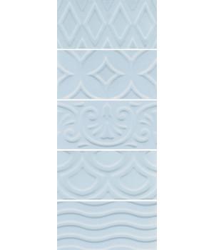 Авеллино голубой структура mix