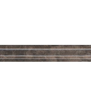 Бордюр Мерджеллина коричневый темный