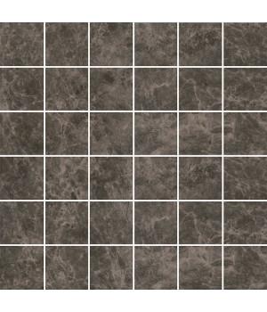 Декор Мерджеллина коричневый тёмный
