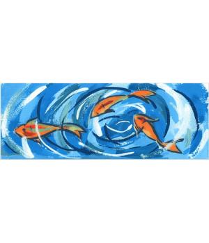 Декор Салерно Рыбки