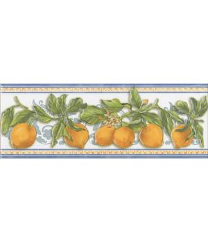 Декор Сорренто Лимоны