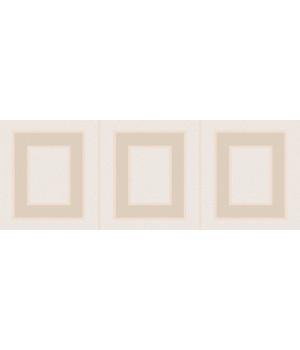 Декор Вилланелла Геометрия беж