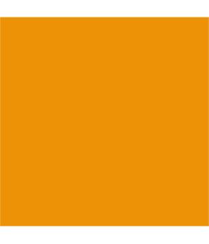Калейдоскоп блестящий оранжевый