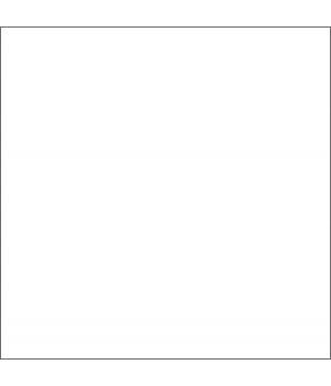 Калейдоскоп блестящий белый