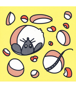 Декор Кошки-Мышки. Сыр и Мышка