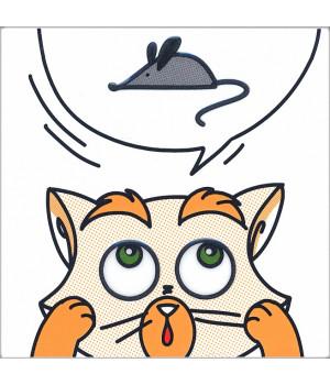 Декор Кошки-Мышки. Мышка