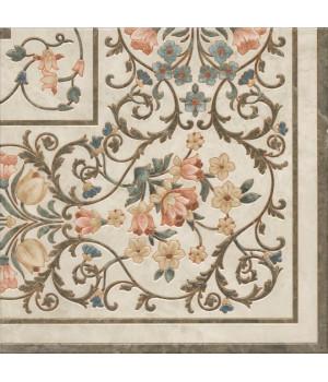 Декор Лирия ковёр угол лаппатированный
