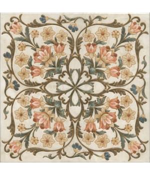 Декор Лирия ковёр центр лаппатированный