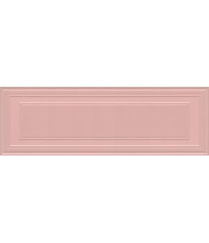 Монфорте розовый панель обрезной