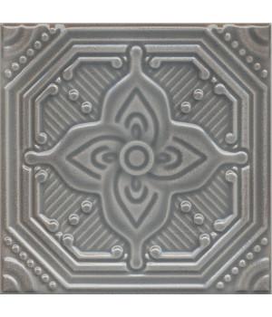 Декор Салинас серый