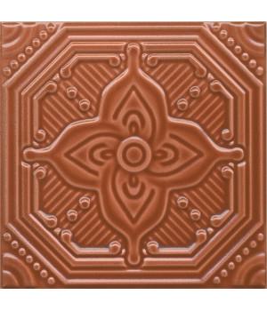 Декор Салинас оранжевый