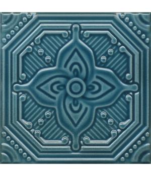Декор Салинас синий