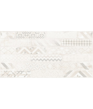 Керамогранит декор Брикстори 6660-0036 30х60 белый