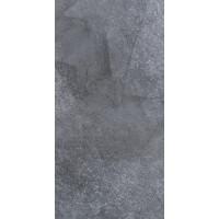 Настенная плитка Кампанилья 1041-0253 20x40 тёмно-серая