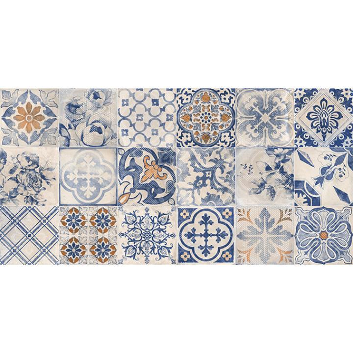1041-0171   Настенная плитка Касабланка 1041-0171 20х40 декоративная Lasselsberger Ceramics