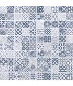 Керамогранит Ингрид 5032-0273 30х30 арт-мозаика темная