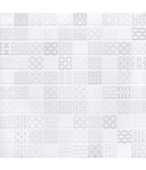 Керамогранит Ингрид 5032-0274 30х30 арт-мозаика светлая