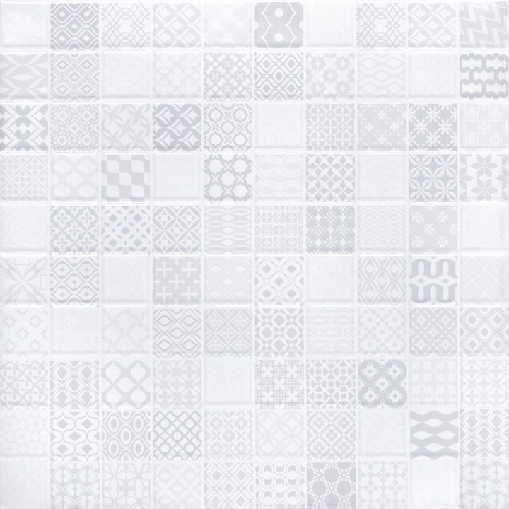 5032-0274   Керамогранит Ингрид 5032-0274 30х30 арт-мозаика светлая Lasselsberger Ceramics