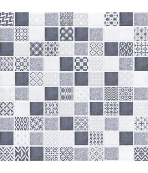 Настенная плитка декор Ингрид 1632-0002 30х30 арт-мозаика