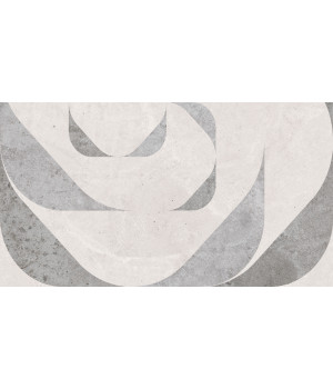 Настенная плитка Лофт Стайл 1045-0128 25х45 геометрия