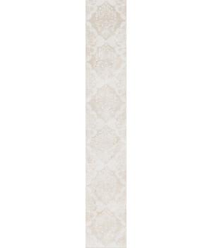 Бордюр настенный Магриб 1504-0158 7,5x45 бежевый