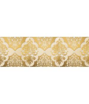Бордюр настенный Магриб 1508-0006 8,5x25 золотой