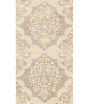 Настенная плитка декор Магриб 1645-0122 25x45