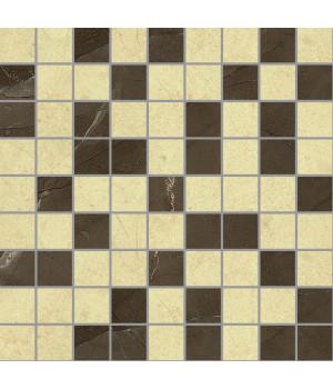 Настенная плитка мозаика Миланезе Дизайн 1932-1083 30х30 натуральный