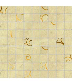Настенная плитка мозаика Миланезе Дизайн 1932-1085 30х30 натуральный
