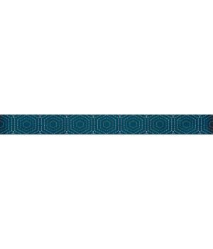 Бордюр настенный Парижанка 1506-0175 6x60 геометрия