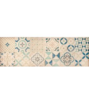 Настенная плитка декор Парижанка 1664-0179 20x60 арт-мозаика