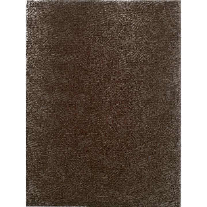 1034-0158   Настенная плитка Катар 1034-0158 25х33 коричневая Lasselsberger Ceramics
